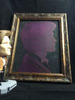 Doctor Who Leather Silhouette by hellsreaper93