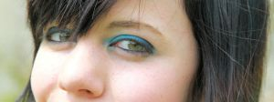 Jo's eyes by Tiger--photography
