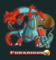 Furadigon by fyghtingthepowar
