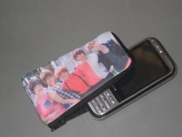 My SHINee mobile case cover 2 by HellSiNLordZ