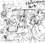 Halloween in Y.W.A.T. by Sixth-ic