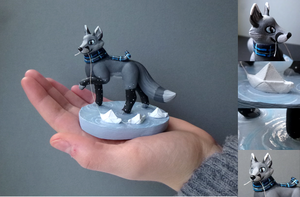 silverfox boating-tours (figure) by CadaverCaptain