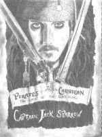 Jack Sparrow by NKAlexander