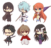 Movie Gintama Cheebs by hitogata