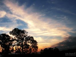 Cirrus Clouds by John-Peter