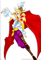 Kefka by poly-m