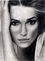 Kiera Knightly II by johannabanana