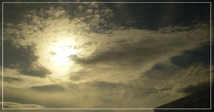 Sun, Clouds, etc by Wakelord
