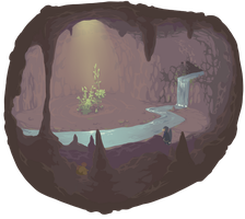 HPM: Rye Cave 1 Level 2 by ElfSama