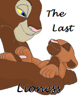 The Last Lioness Comic Cover by Foreverloved525