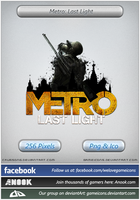 Metro: Last Light - Icon by Crussong