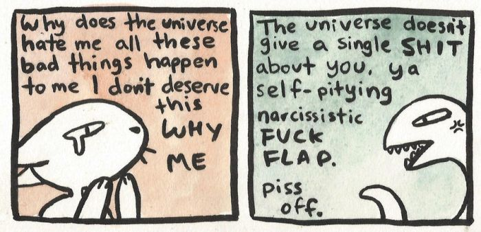 soz the universe doesnt care by scilk