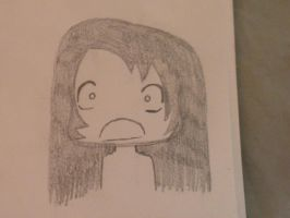 I Started Practicing Chibi Emotions c: by BreesBeast