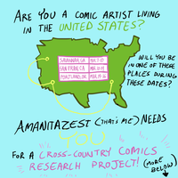 Calling All US Comic Artists! by BrianDanielWolf