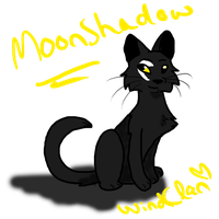 Moonshadow by TangledInInk