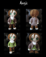 .: Daniel Plush :. by Fallenpeach
