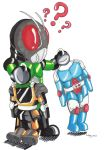 Masked Rider: Wardrobe Issues by Yeelyn