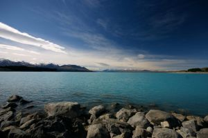 Lake Pukaki 03 by Thrill-Seeker