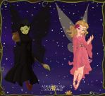 Wicked Faeries by MedieavalBeabe