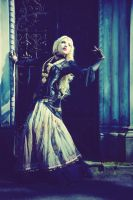 Dance Into The Light by Apsara-Stock
