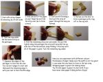 Paper Origami Stars TUTORIAL by carriephlyons