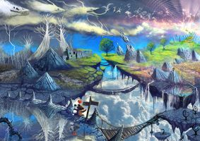 Promised Land by deathio