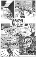 Judge Dredd - Cycle of Violence page 6 by darkpassenger1888