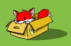 FoxBox... by FancyFerret