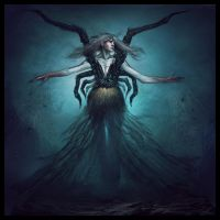 The Queen of Spiders by ReneAigner