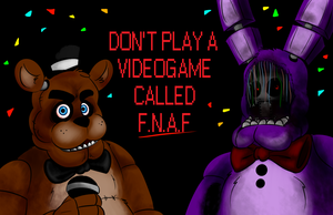 DON'T PLAY A VIDEOGAME CALLED F.N.A.F Preview Page by DinoSam