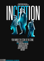 INCEPTION mockup poster by eslis