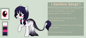 | Spirit Summoner Pony |Auction - Closed by MagisterAdopts