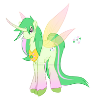 Princess Morning Dew~ *Collab* by Lavender-Incense