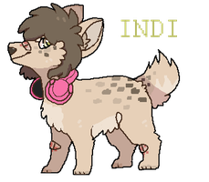 Indi AT by kuriia