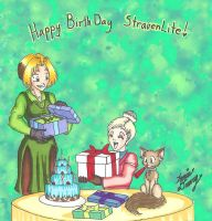 Happy Life-Day StravenLite by MaskedSugarGirl