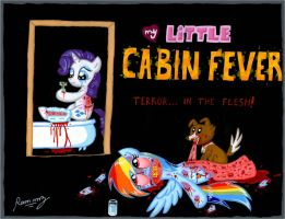 My little CABIN FEVER by Rammzblood
