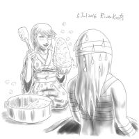 Rice for a week by RiverKpocc