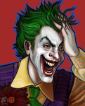 The Joker by daPatches