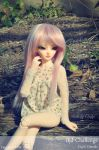 BJD Challenge - Day5: Outside by Eludys