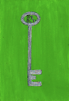 green key by Was-Is-Willbe