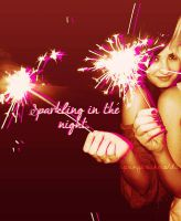 Sparks. by springbreakers