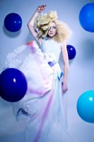 Balloon Rush by JosephineJonesMUA