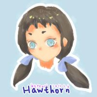 Hawthorn by pearl7052