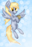 Derpy's Muffin by PlagueDogs123