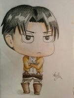 Chibi Levi by TheNinja0917