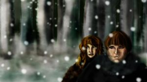 Sam and Gilly by guad
