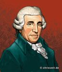 Joseph Haydn by ChrisVeit