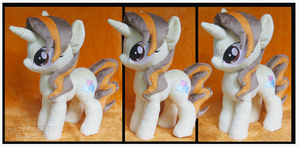 Trade: Pu Patches OC Custom Plush by Nazegoreng