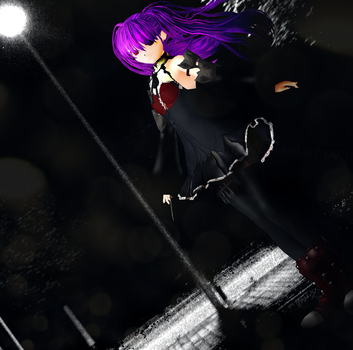 : MMD : Escapist by PuniPudding