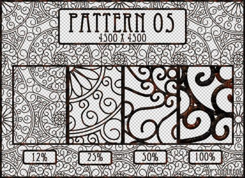Pattern 05 by sonarpos